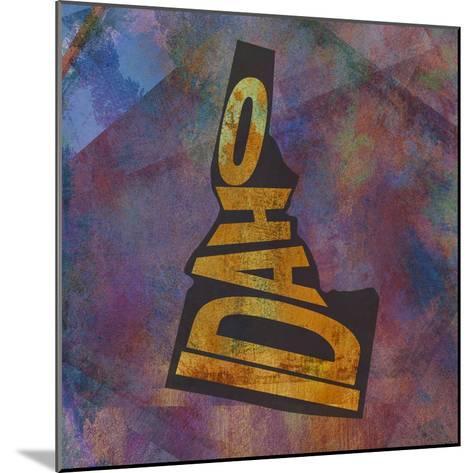 Idaho-Art Licensing Studio-Mounted Giclee Print