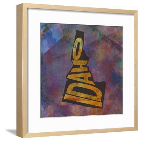 Idaho-Art Licensing Studio-Framed Art Print