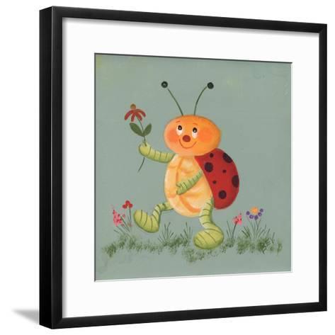 Beetle-Beverly Johnston-Framed Art Print