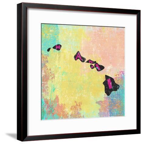 Hawaii-Art Licensing Studio-Framed Art Print