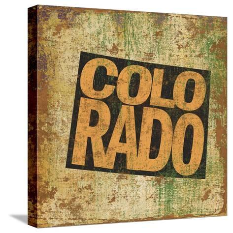 Colorado-Art Licensing Studio-Stretched Canvas Print