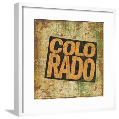 Colorado-Art Licensing Studio-Framed Art Print