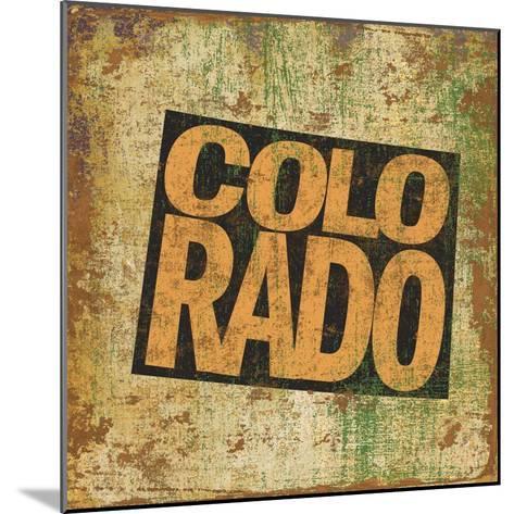 Colorado-Art Licensing Studio-Mounted Giclee Print