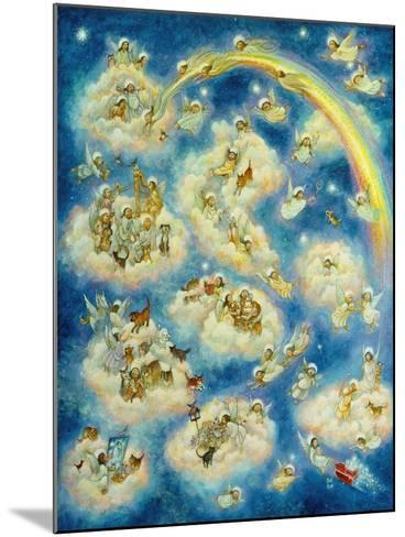 Heavenly Days-Bill Bell-Mounted Giclee Print