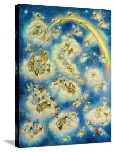 Heavenly Days-Bill Bell-Stretched Canvas Print