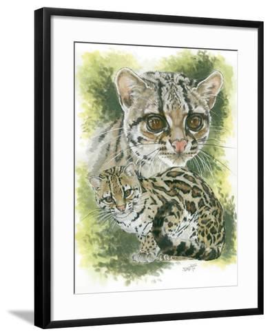 Bantom-Barbara Keith-Framed Art Print