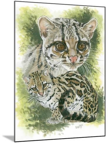Bantom-Barbara Keith-Mounted Giclee Print