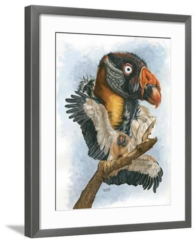Marauder-Barbara Keith-Framed Art Print