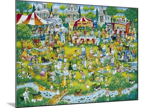 Where's Woofo-Bill Bell-Mounted Giclee Print
