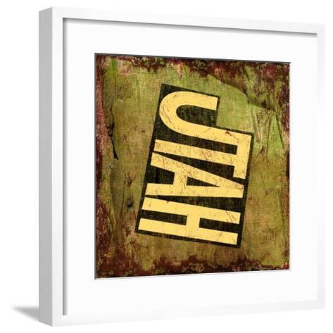Utah-Art Licensing Studio-Framed Art Print