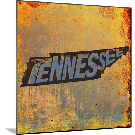 Tennessee-Art Licensing Studio-Mounted Giclee Print