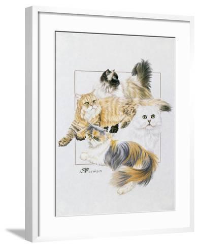 Persian-Barbara Keith-Framed Art Print