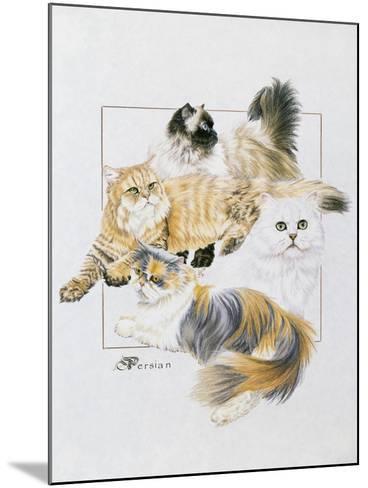Persian-Barbara Keith-Mounted Giclee Print