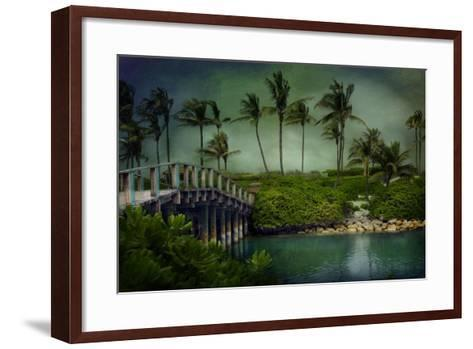 Right before the Rain-Barbara Simmons-Framed Art Print