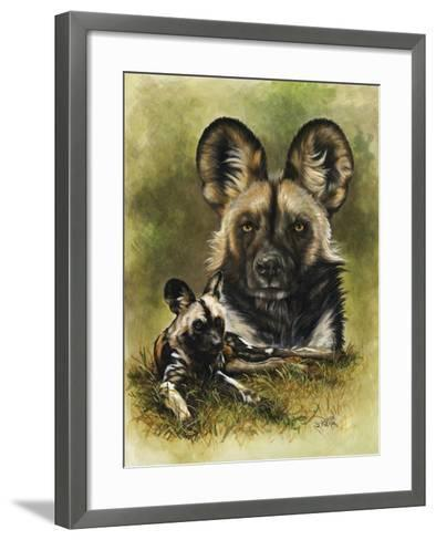 Scoundrel-Barbara Keith-Framed Art Print