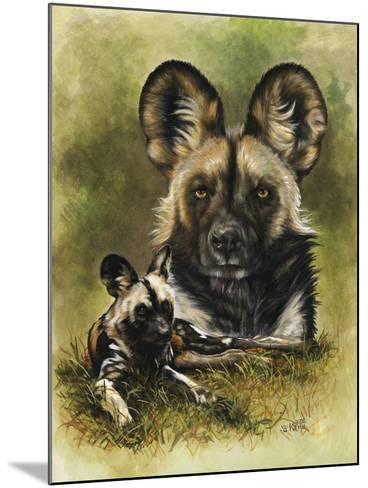 Scoundrel-Barbara Keith-Mounted Giclee Print