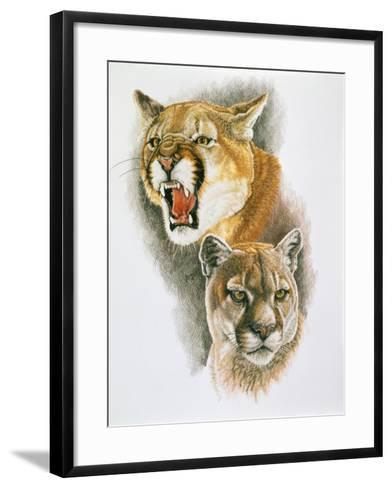 Mountain King-Barbara Keith-Framed Art Print