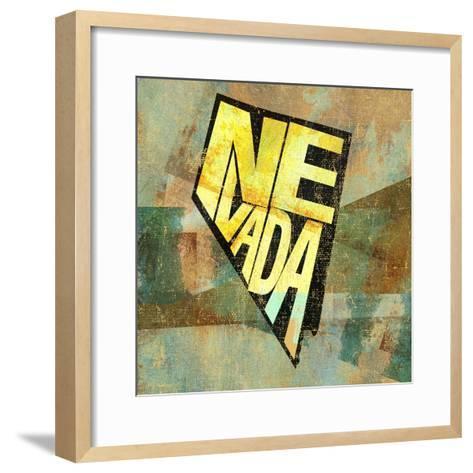 Nevada-Art Licensing Studio-Framed Art Print