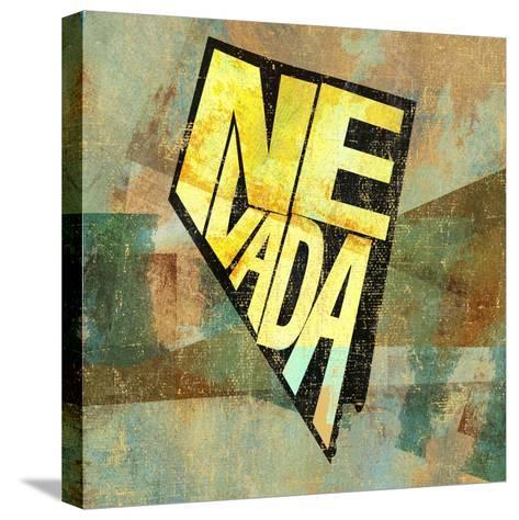Nevada-Art Licensing Studio-Stretched Canvas Print