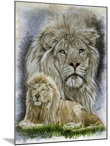 Phantasy-Barbara Keith-Mounted Giclee Print