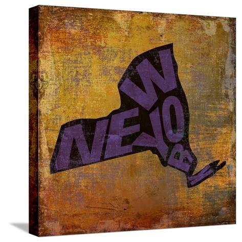 New York-Art Licensing Studio-Stretched Canvas Print