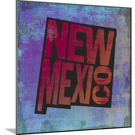 New Mexico-Art Licensing Studio-Mounted Giclee Print