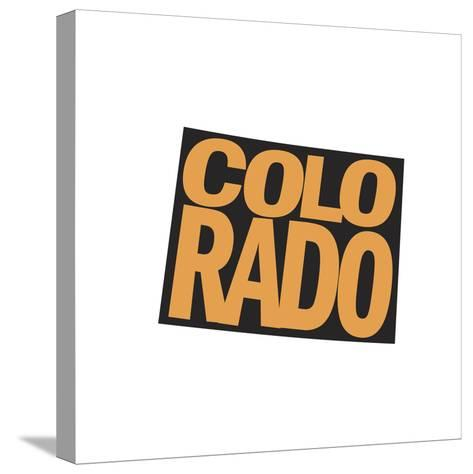 Colorado-Art Licensing Studio-Stretched Canvas Print