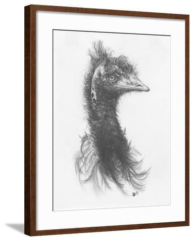100% Humidity-Barbara Keith-Framed Art Print