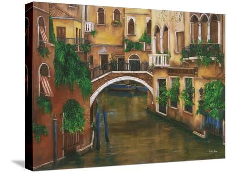 Venice Isle-Betty Lou-Stretched Canvas Print