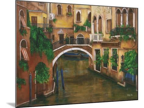 Venice Isle-Betty Lou-Mounted Giclee Print