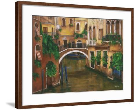 Venice Isle-Betty Lou-Framed Art Print