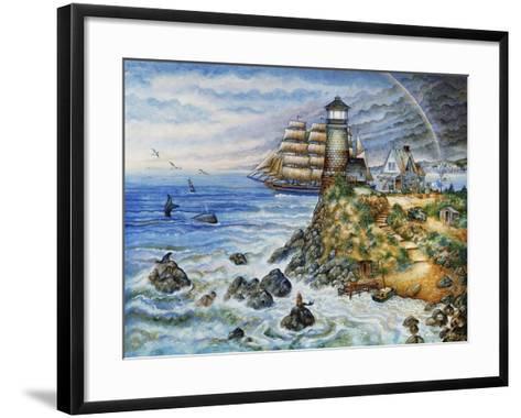 Morning Light-Bill Bell-Framed Art Print
