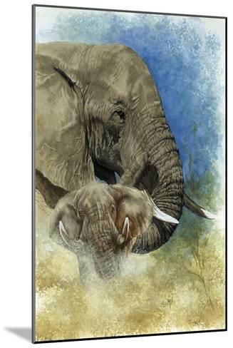 Stalwart-Barbara Keith-Mounted Giclee Print