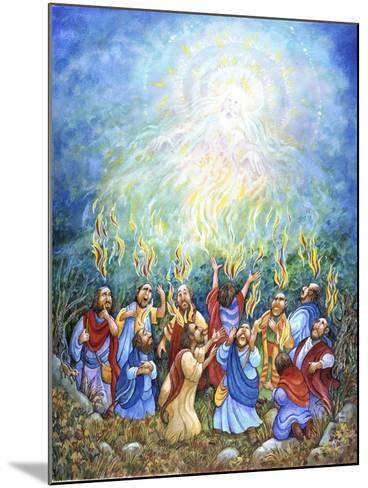 Holy Ghost-Bill Bell-Mounted Giclee Print