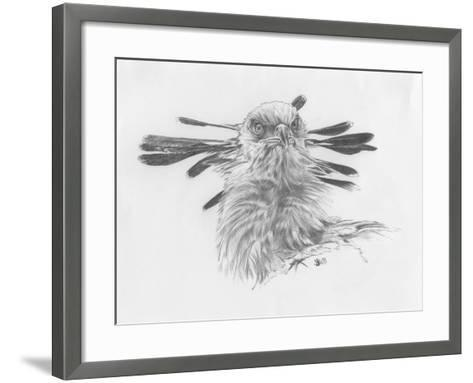 Nine 2 Five-Barbara Keith-Framed Art Print