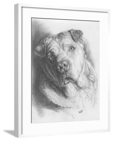 Ori-Pei-Barbara Keith-Framed Art Print
