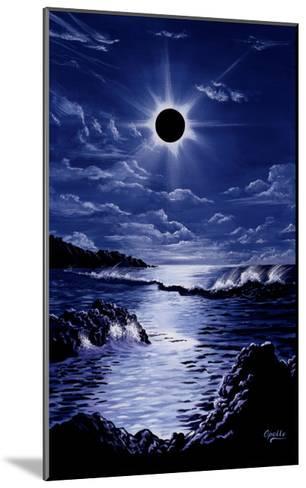 The Eclipse-Apollo-Mounted Giclee Print