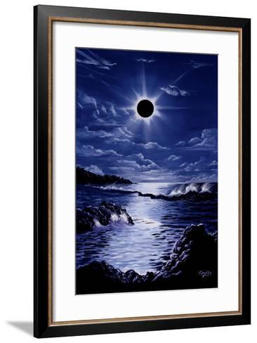 The Eclipse-Apollo-Framed Art Print