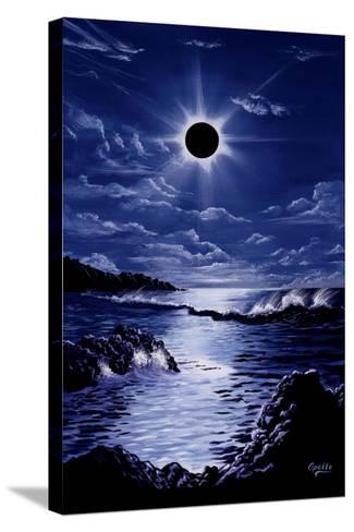 The Eclipse-Apollo-Stretched Canvas Print