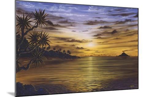 Sunrise Sunset-Apollo-Mounted Giclee Print