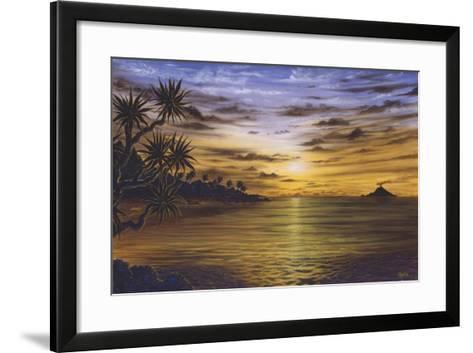 Sunrise Sunset-Apollo-Framed Art Print