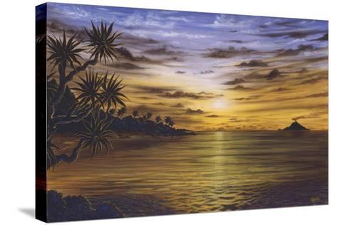 Sunrise Sunset-Apollo-Stretched Canvas Print