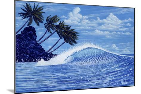 The Perfect Wave-Apollo-Mounted Giclee Print