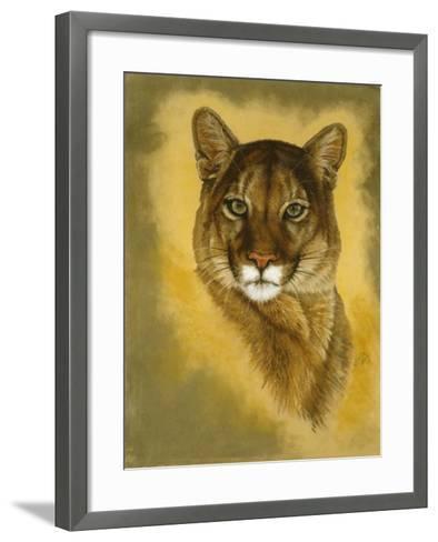 Mystical Encounter-Barbara Keith-Framed Art Print