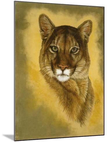 Mystical Encounter-Barbara Keith-Mounted Giclee Print