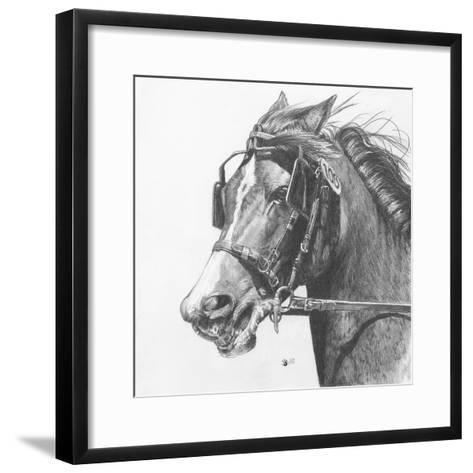 Exhertion-Barbara Keith-Framed Art Print