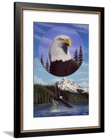 Land of the Free-Apollo-Framed Art Print