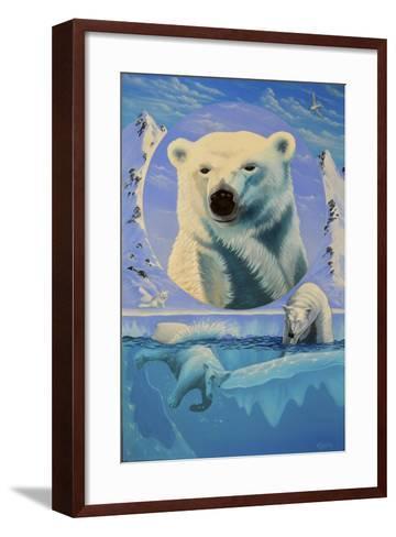 Polarity-Apollo-Framed Art Print