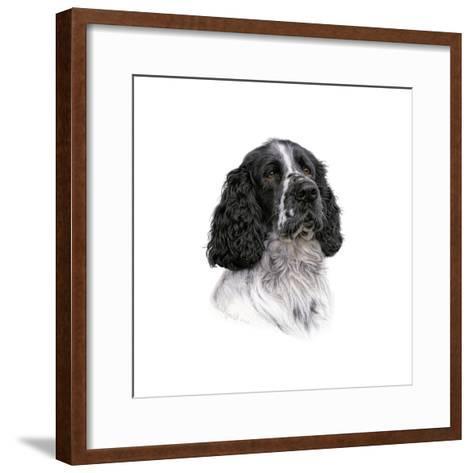 Barney-Aron Gadd-Framed Art Print