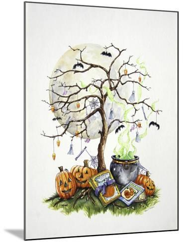 Witch's Brew--Mounted Giclee Print